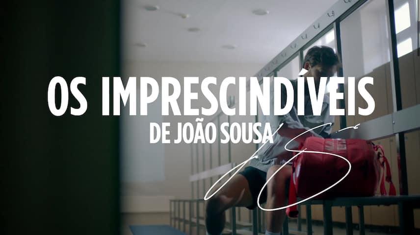 App Millennium – Os Imprescindiveis de João Sousa