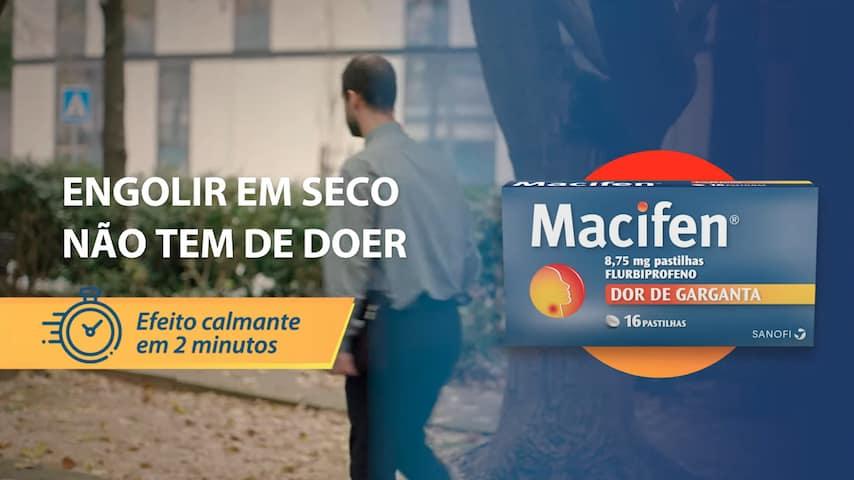 Macifen – Um azar nunca vem só